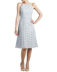 Paper Crown - A-line Floral Dress - Lyst