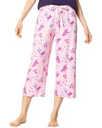 Hue - Ballerina Lounge Trousers - Lyst
