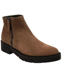 Andre Assous - Tala Leather Booties - Lyst