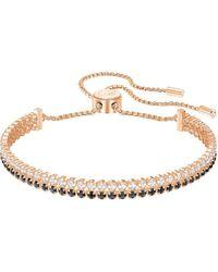 Swarovski - Crystal Subtle Bracelet - Lyst