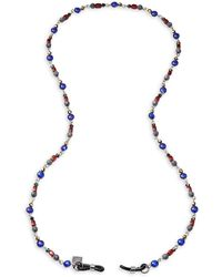 Corinne Mccormack - Kyoto Multicolored Eyeglasses Chain - Lyst