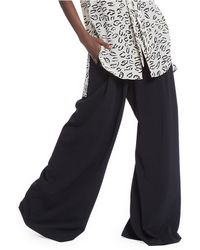 Tracy Reese - Elephant Bell-bottom Trousers - Lyst
