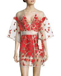 Rya Collection - Wrap Kimono Robe - Lyst