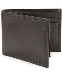 Perry Ellis Leather Bi-fold Wallet