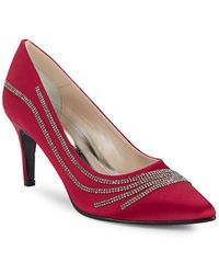Caparros - Outright Bejeweled Pumps - Lyst