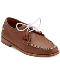 G.H. Bass & Co. - Winnie Leather Oxfords - Lyst