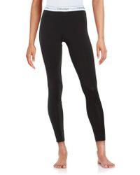 Calvin Klein - Logo Pajama Pants - Lyst