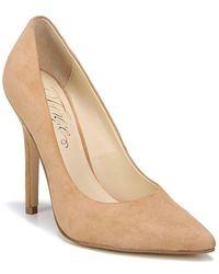 Fergie - Alexi Suede Court Shoes - Lyst