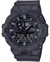 G-Shock - Front Button Strap Watch - Lyst