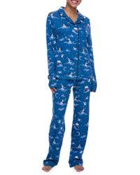Munki Munki - Mommy & Me Pyjamas Women's Jasmine Pyjamas Set - Lyst