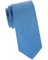 Brooks Brothers - Textured Silk Tie - Lyst