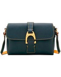 Dooney & Bourke - Kyra Leather Shoulder Bag - Lyst