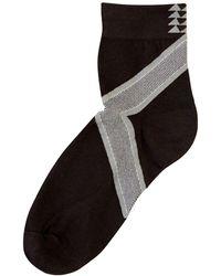 Hue - Power Mini Crew Socks - Lyst