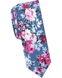 Original Penguin - Poole Floral Tie - Lyst