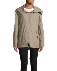 Sam Edelman - Cotton Anorak Jacket - Lyst