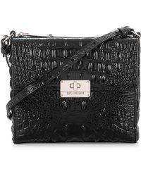 Brahmin - Melbourne Leather Crossbody Bag - Lyst