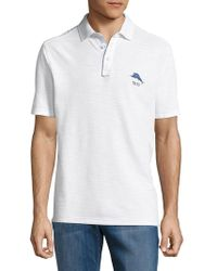 Tommy Bahama - Palm Bay Pique Polo - Lyst