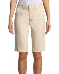 Jones New York - Chino Bermuda Shorts - Lyst