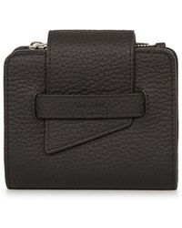 AllSaints - Ray Small Leather Wallet - Lyst