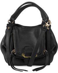 Kooba - Mini Jonnie Leather Shoulder Bag - Lyst