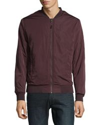 SELECTED - Smooth Bomber Jacket - Lyst