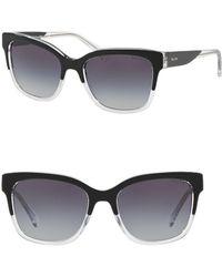 Pink Pony - 55mm Gradient Square Sunglasses - Lyst