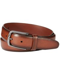 Perry Ellis - Reversible Leather Belt - Lyst