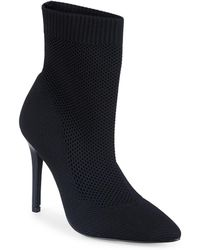 Charles David - Puzzle Stiletto Booties - Lyst