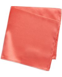 Lord & Taylor - Silk Pocket Square - Lyst