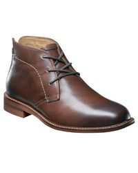 Florsheim - Doon Leather Chukka Boots - Lyst