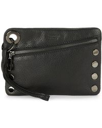 Hammitt - Nash Leather Wristlet - Lyst
