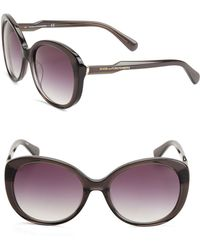 Diane von Furstenberg - Alice 57mm Oval Sunglasses - Lyst