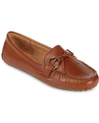 Lauren by Ralph Lauren - Women ́s Briley Driving Moccasins - Lyst