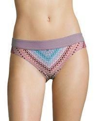 Prana - Tropics Ramba Hipster Bikini Bottom - Lyst