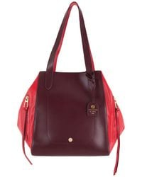 Lodis - Downtown Rfid Charlize Leather Tote - Lyst