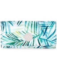Kipling - New Teddi Printed Snap Wallet - Lyst