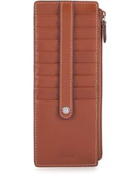 Lodis - Orc Leather Card Case - Lyst