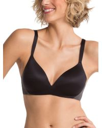 Spanx - Pillow Cup Signature Wireless Bra - Lyst