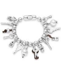 Ruby Rd. - Alguna Abrira Key Bracelet - Lyst