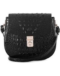 Brahmin - Lizzie Leather Crossbody Bag - Lyst