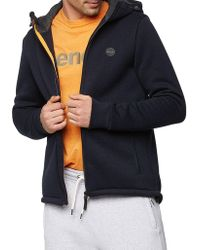 Bench - Bonded Hooded Jacket - Lyst