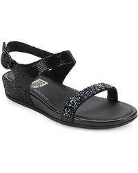 Fitflop   Banda Tm Roxy Embellished Thong Sandals   Lyst