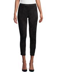 Jones New York - Classic Textured Trousers - Lyst