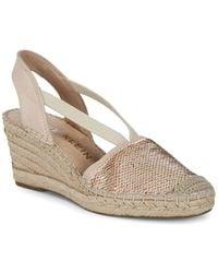 Anne Klein - Abbey Espadrille Wedge Sandals - Lyst