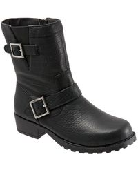 Softwalk - Bellville Leather Mid-calf Boots - Lyst
