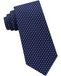 Michael Kors - Tiled Cubes Silk Tie - Lyst