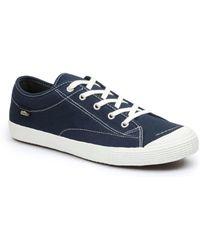 Simple - Wingman Canvas Sneakers - Lyst