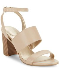 Bandolino - Anchor Ankle Strap Sandals - Lyst