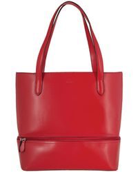 Lodis - Audrey Amil Leather Commuter Tote - Lyst
