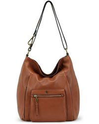 Elliott Lucca - Vivien Leather Hobo Bag - Lyst